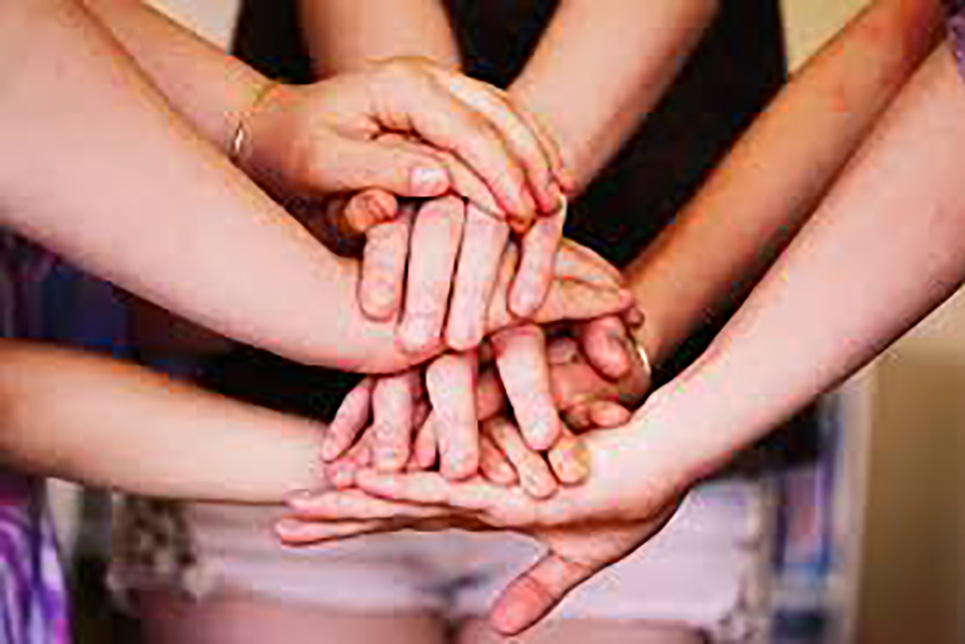 all hands together on deck