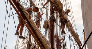 Value of Sail Training Content Block