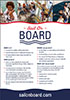 Sail On Board Leaflet