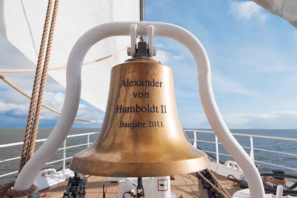 Briefe Alexander Von Humboldt : Alexander von humboldt ii sail on board