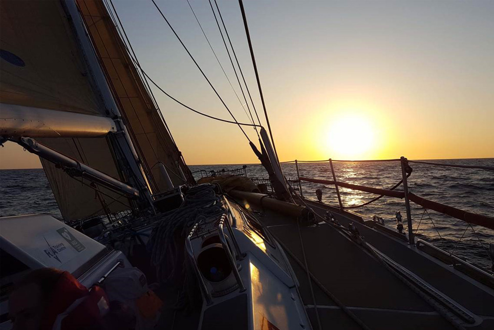 challenge wales sail on board. Black Bedroom Furniture Sets. Home Design Ideas