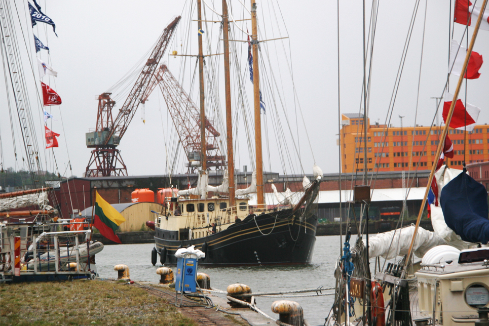 Skonnerton Jylland