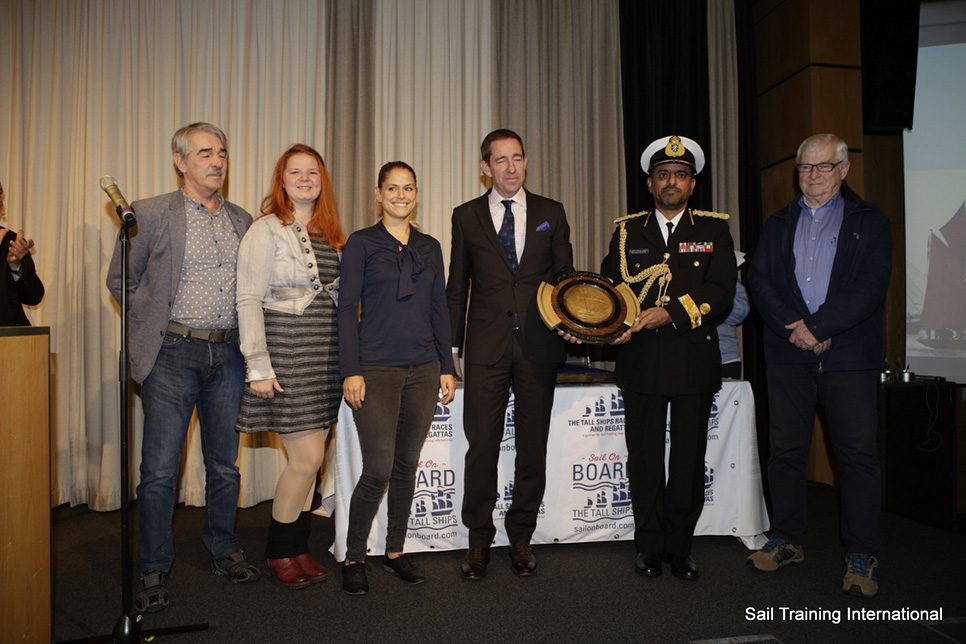 Sultan of Qaboos Sail Training Trophy: Sail Training Association of Germany