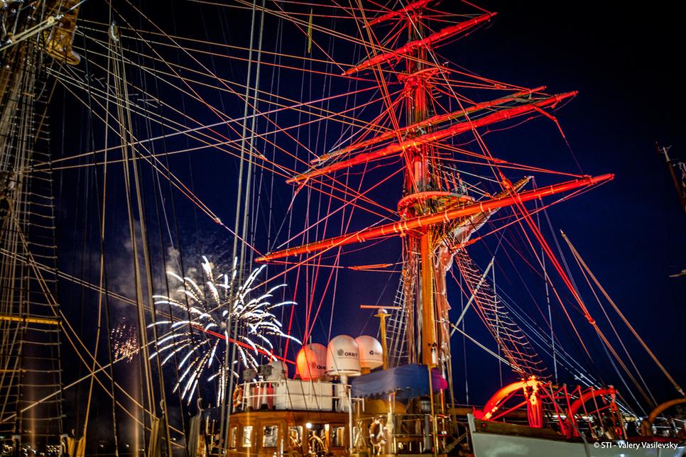 fireworks in bermuda