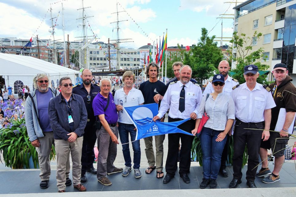 Captains of Blue Flag vessels gather in Turku